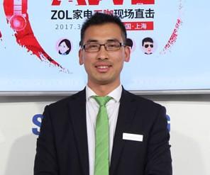 <em>四季沐歌集团市场总监 李文平</em><br/> 定位清晰 致力打造中国绿色家电创导者,基于渠道核心优势 打造多元化的四季沐歌