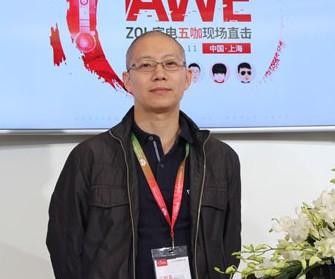<em>352创始人兼CEO 李劲松</em><br/> 最大的对手是自己 352未来将打造更有价值的产品