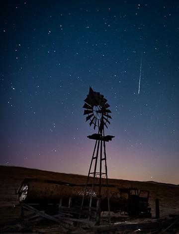 我们一起看流星 送你一份拍摄全攻略