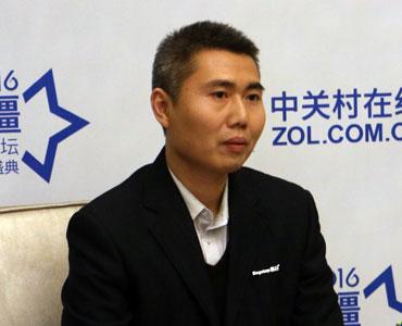 贾征:鑫谷电子CTO