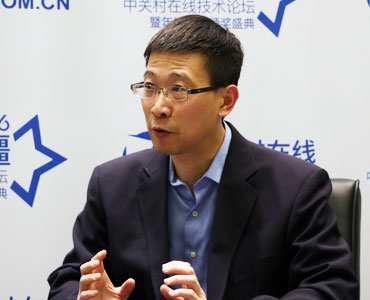 张益肇:微软亚洲研究院副院长