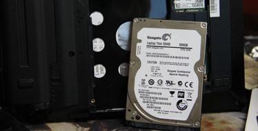 方法三:升级到500GB混合硬盘