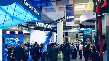 VMware展区