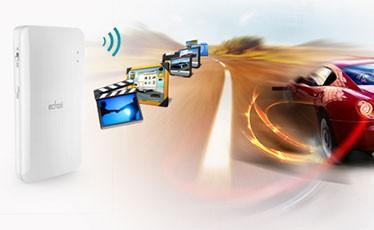 五大优势 Echoii手机云盘比网盘亮点多