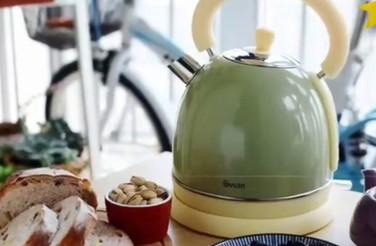 <b>【品味】</b>英伦复古风厨电品牌Swan探访