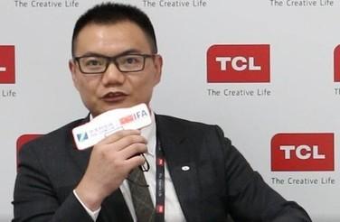 <b>【专访】</b>TCL海外营销中心总经理尤志松
