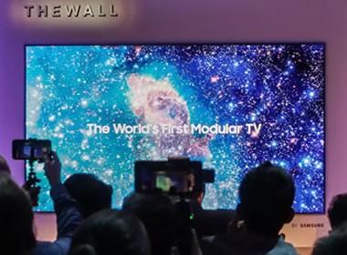 <em>6</em>三星The Wall 146-inch TV