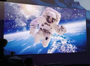 <em>4</em>海信150吋4K双色激光电视
