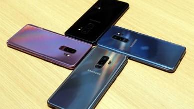 一张图看懂三星盖乐世S9丨S9+