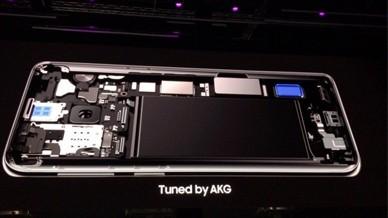 AKG操刀 三星S9/S9+立体声杠杠的
