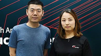七彩虹伍凤琴:iGame十周年新形象引领变革