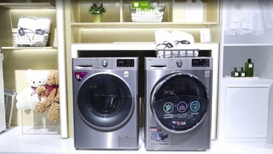 LG双变频热泵·臻韵干衣机主编体验