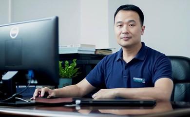 厦门第三医院信息办副主任郭胜杰