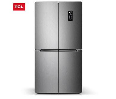 TCL 480升 双变频多门冰箱2999元