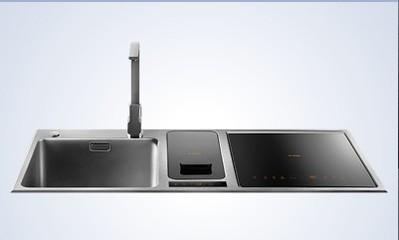 方太JBSD3T-Q6S智能水槽洗碗机