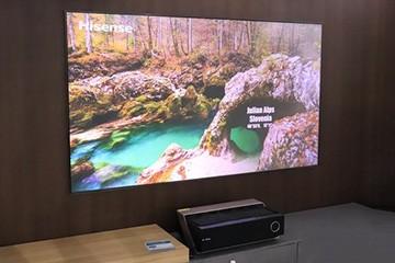 海信80L5激光电视