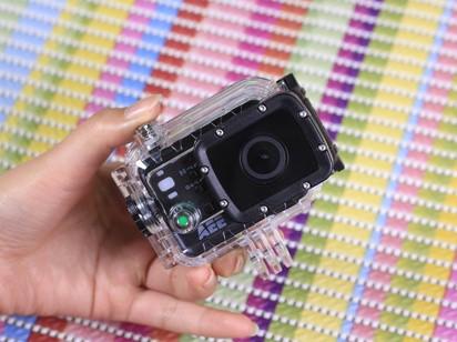 极限轻巧超强运动摄像机 AEE特种兵S51评测