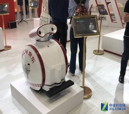 京东x事业部展示智能化物流解决方案