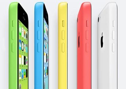 惊呆价格 iPhone5s/5c 5288/4488元起售