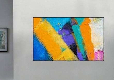 新品上市 | OLED自发光壁纸电视上新