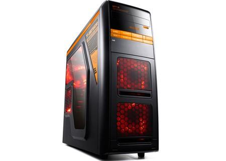 智能温控更实用 评游戏悍将特工3机箱