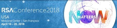 RSA Conference 2018信息安全峰会