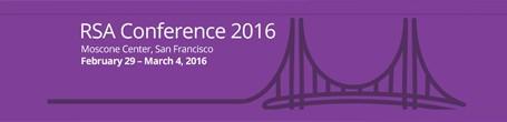 RSA Conference 2016信息安全峰会