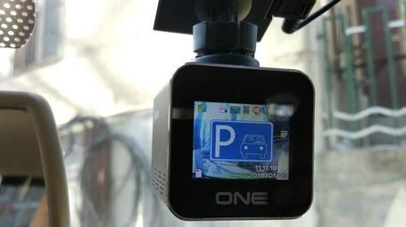新春试用 -- DOD ONE 行车记录仪使用体验