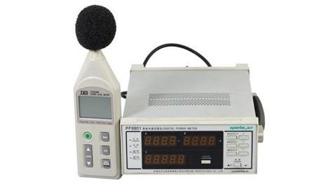 噪音和功耗测试评估