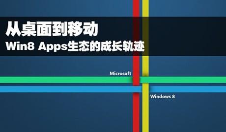 从桌面到移动 Win8 Apps生态的成长轨迹
