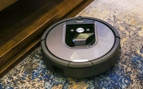 父母轻松过年 推荐:iRobot Roomba 960扫地机器人