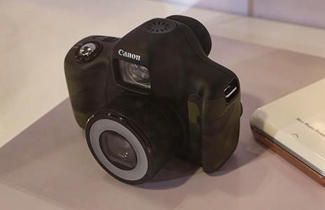 佳能新概念相机