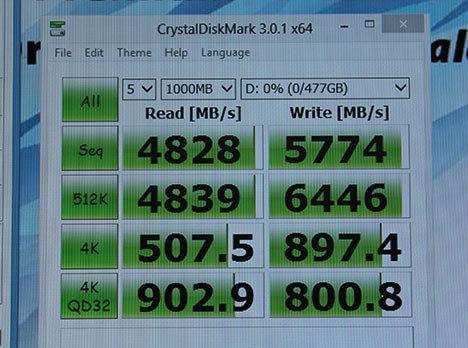 浦科特M6P SSD曝光 速度快得丧心病狂