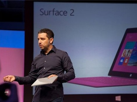 Surface 2新品发布 小尺寸mini没有来