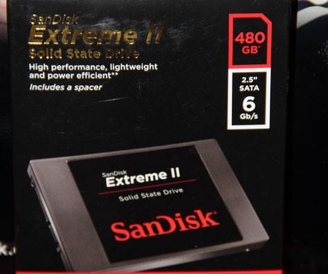 闪迪至尊高速II SSD