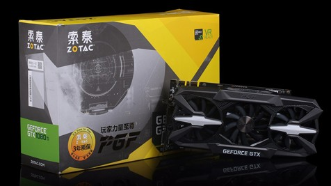 GTX 1080Ti-11GD5X 玩家力量至尊PGF OC