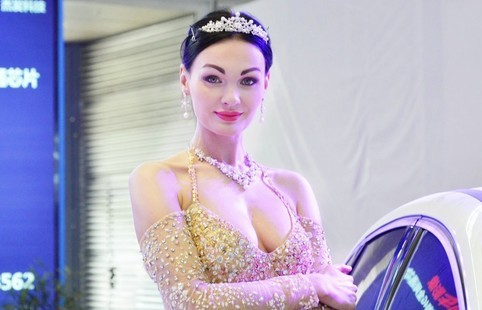 2018AAITF深圳春季展,国外美女来助阵