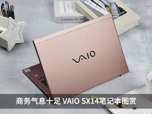 商务气息十足 VAIO SX14笔记本图赏