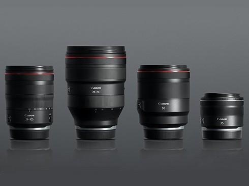 四枚新镜头展示了佳能强大的实力