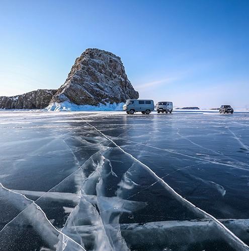 零下四十度 佳能5D4挑战俄罗斯的冬天