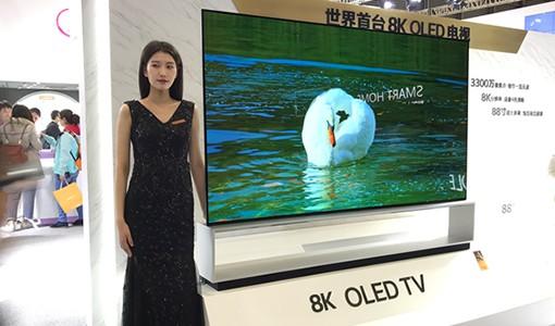 世界首台8K OLED:LG Z9还原逼真世界