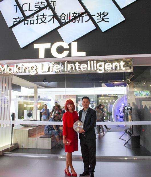 TCL斩获多项IFA2018大奖