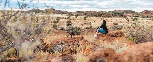 <b><em>澳洲・阿德莱德</em><i></i></b>穿越荒漠,探索茫茫戈壁