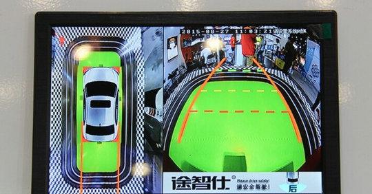 新手福音 途智仕360度全景安全系统