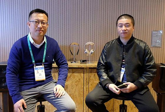 CES2020:专访漫步者 CTO&研发副总裁温总