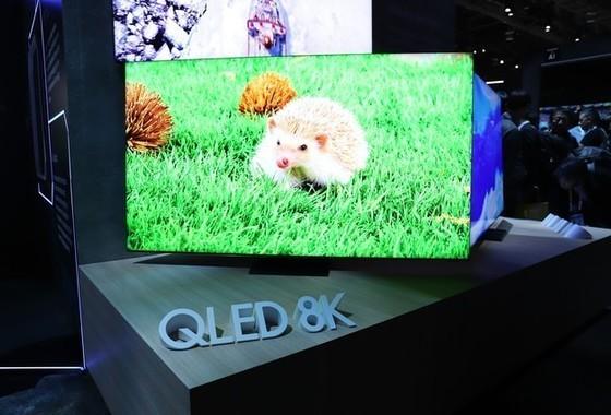 三星QLED 8K电视多个规格产品上市