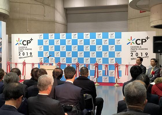 全画幅微单集中亮相 CP+2019正式开幕
