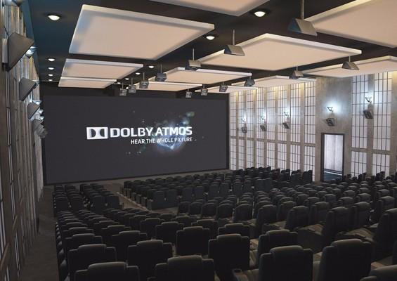杜比影院包含了杜比全景声、杜比3D在内的多项电影黑科技