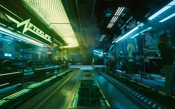 《赛博朋克2077》1.1补丁发布 改善游戏体验