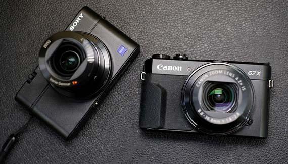 风光拍摄对决 佳能G7X II VS索尼RX100M4